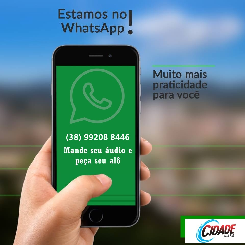 NOVO WHATSAPP